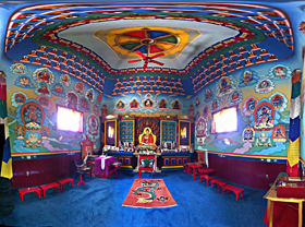 stupaPanoramic